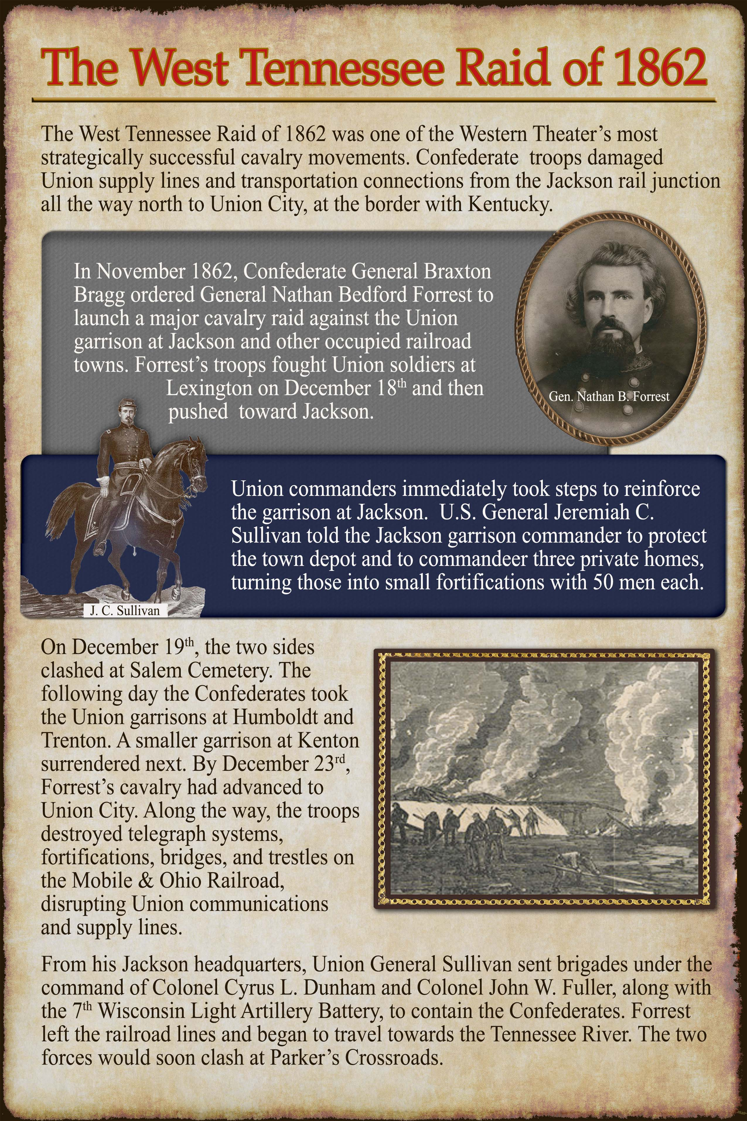 Nathan bedford forrest thesis