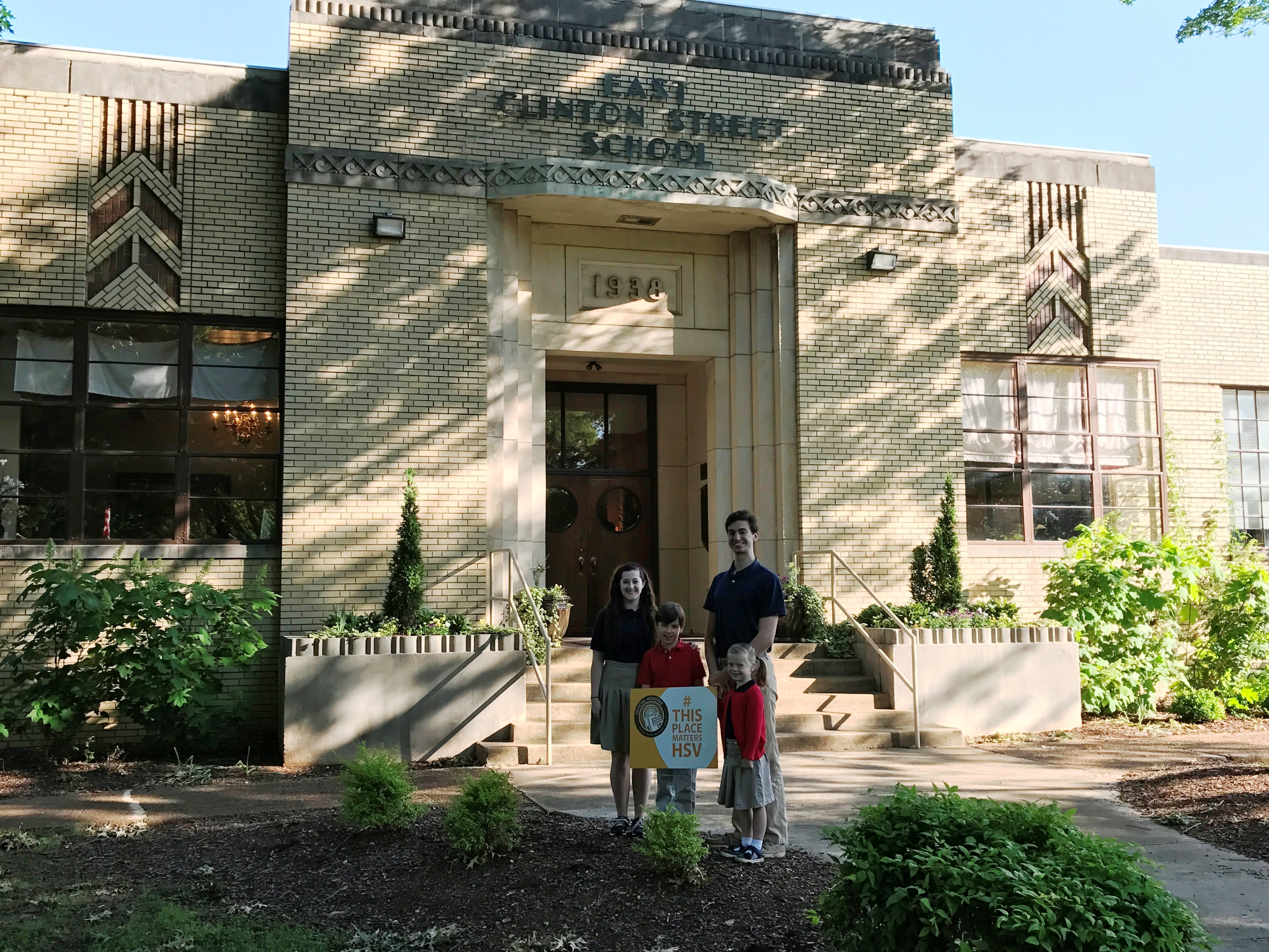 Historic Preservation Month 2017 Jessica Lauren White